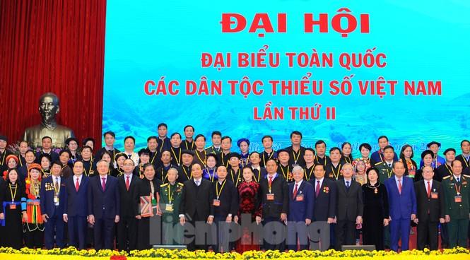 Đại hội đại biểu toàn quốc các dân tộc thiểu số Việt Nam lần thứ II - ảnh 14