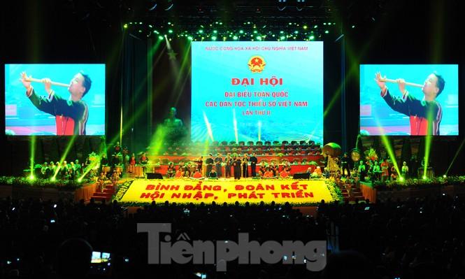 Đại hội đại biểu toàn quốc các dân tộc thiểu số Việt Nam lần thứ II - ảnh 1
