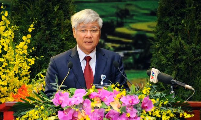 Đại hội đại biểu toàn quốc các dân tộc thiểu số Việt Nam lần thứ II - ảnh 6
