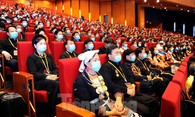 Đại hội đại biểu toàn quốc các dân tộc thiểu số Việt Nam lần thứ II - ảnh 10