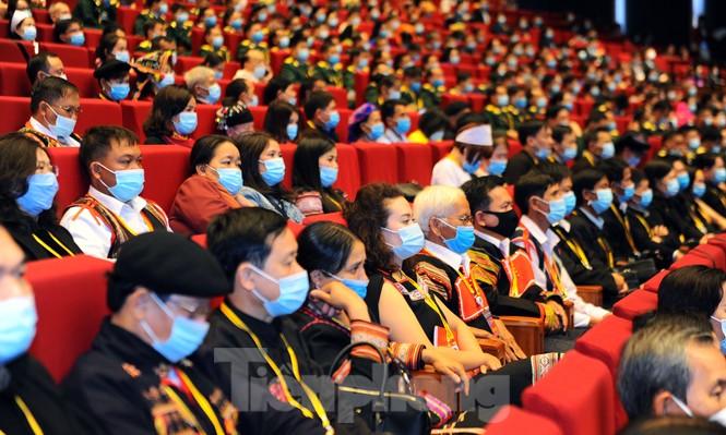 Đại hội đại biểu toàn quốc các dân tộc thiểu số Việt Nam lần thứ II - ảnh 7