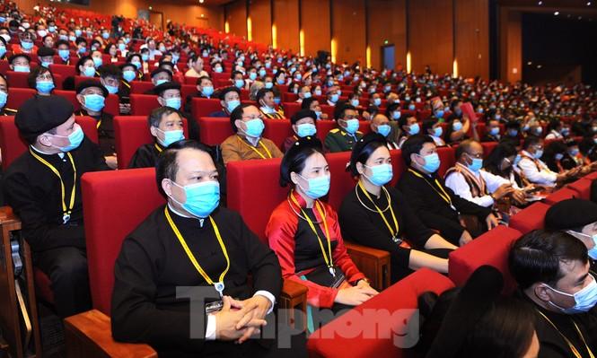 Đại hội đại biểu toàn quốc các dân tộc thiểu số Việt Nam lần thứ II - ảnh 4