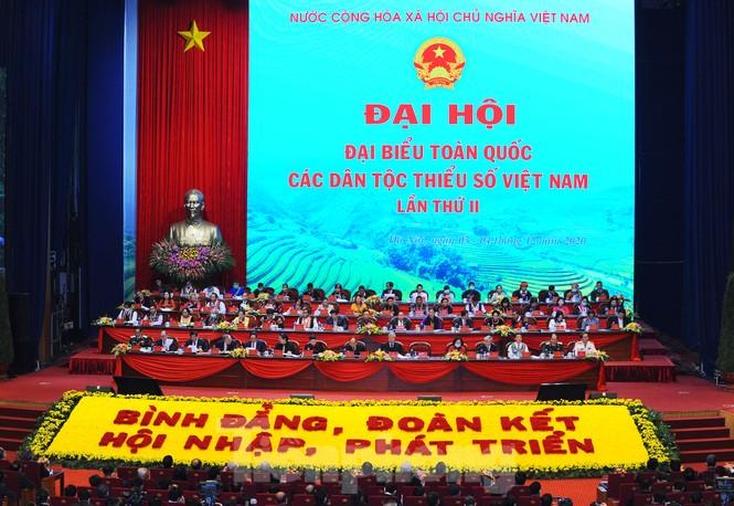 Đại hội đại biểu toàn quốc các dân tộc thiểu số Việt Nam lần thứ II - ảnh 2