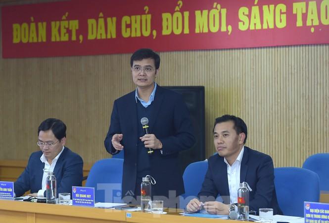 Bí thư thứ nhất T.Ư Đoàn gặp mặt Trưởng cơ quan đại diện Việt Nam tại nước ngoài - ảnh 4