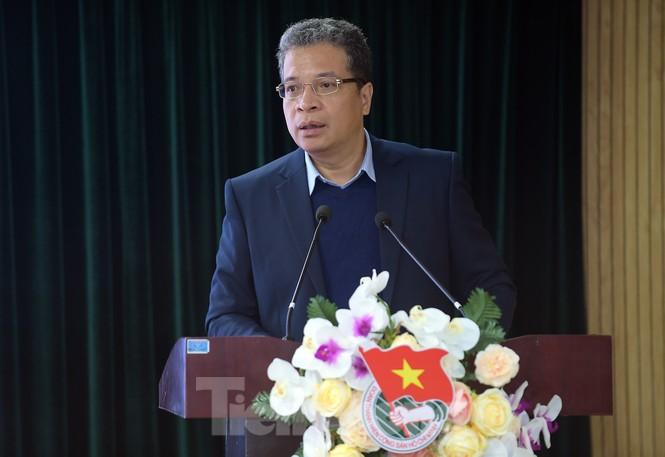 Bí thư thứ nhất T.Ư Đoàn gặp mặt Trưởng cơ quan đại diện Việt Nam tại nước ngoài - ảnh 3