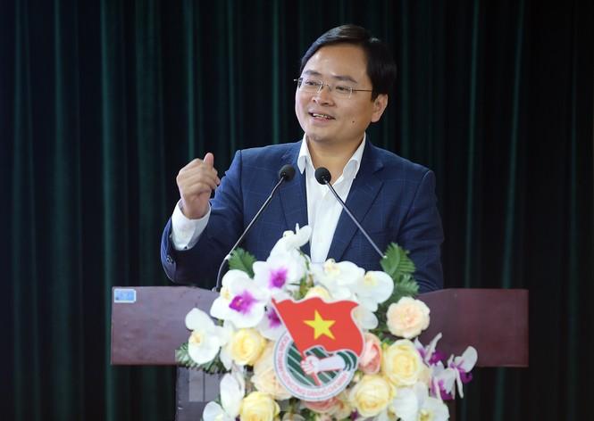Bí thư thứ nhất T.Ư Đoàn gặp mặt Trưởng cơ quan đại diện Việt Nam tại nước ngoài - ảnh 2