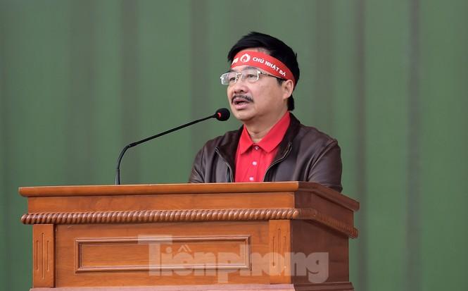 'Bóng hồng' Học viện Cảnh sát Nhân dân sẻ chia giọt hồng lan tỏa Chủ nhật Đỏ - ảnh 4