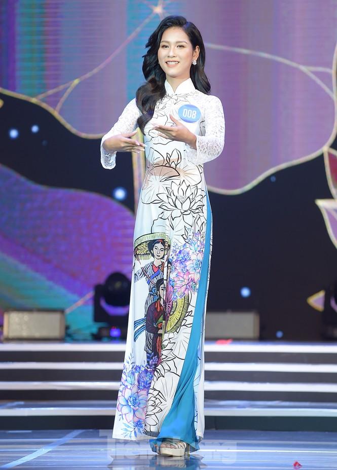 Nữ sinh ĐH Nam Cần Thơ Lê Thị Tường Vy đăng quang Hoa khôi Sinh viên Việt Nam 2020 - ảnh 9