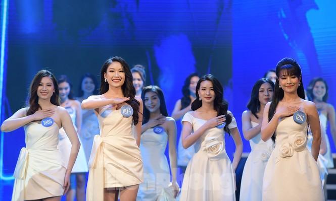 Nữ sinh ĐH Nam Cần Thơ Lê Thị Tường Vy đăng quang Hoa khôi Sinh viên Việt Nam 2020 - ảnh 1