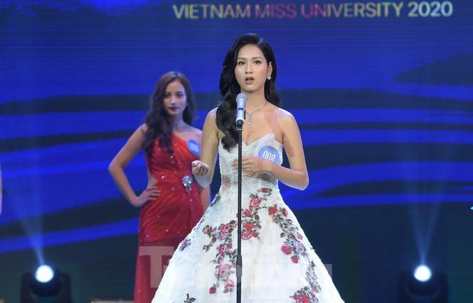 Nữ sinh ĐH Nam Cần Thơ Lê Thị Tường Vy đăng quang Hoa khôi Sinh viên Việt Nam 2020 - ảnh 20