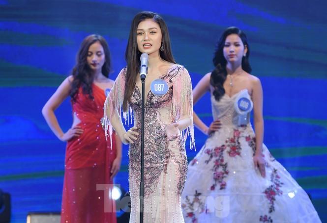 Nữ sinh ĐH Nam Cần Thơ Lê Thị Tường Vy đăng quang Hoa khôi Sinh viên Việt Nam 2020 - ảnh 21