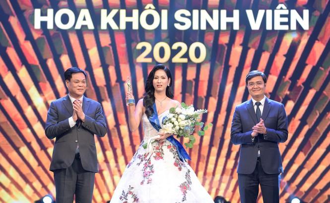 Nữ sinh ĐH Nam Cần Thơ Lê Thị Tường Vy đăng quang Hoa khôi Sinh viên Việt Nam 2020 - ảnh 22