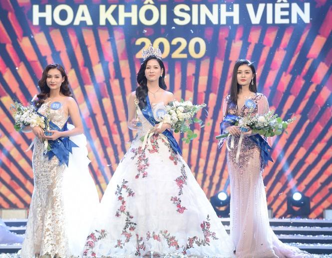 Nữ sinh ĐH Nam Cần Thơ Lê Thị Tường Vy đăng quang Hoa khôi Sinh viên Việt Nam 2020 - ảnh 23