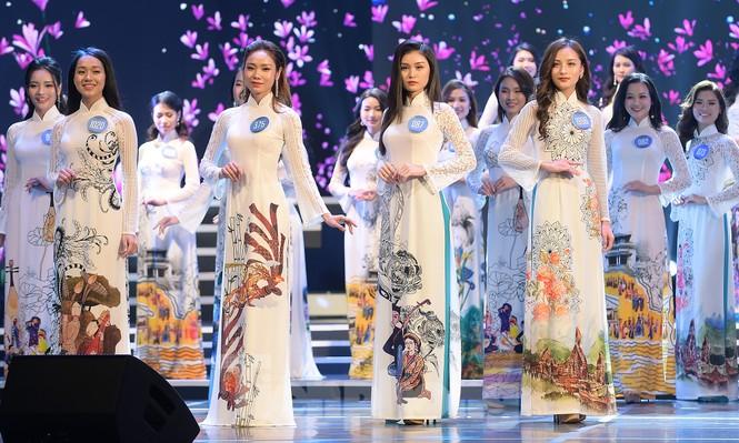 Nữ sinh ĐH Nam Cần Thơ Lê Thị Tường Vy đăng quang Hoa khôi Sinh viên Việt Nam 2020 - ảnh 3