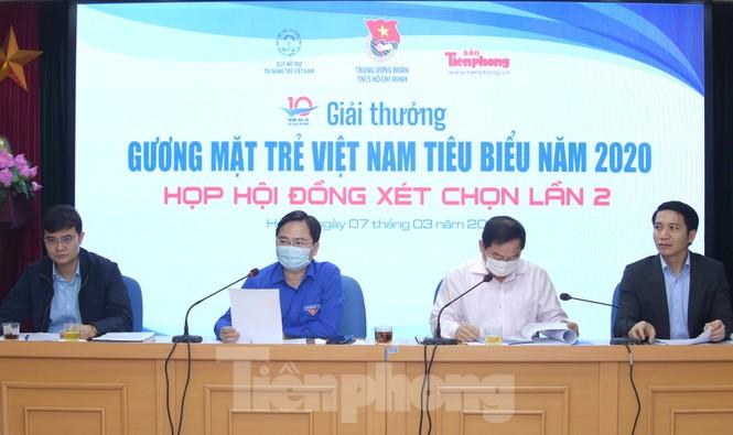 Công bố 10 Gương mặt trẻ Việt Nam tiêu biểu năm 2020 - ảnh 1