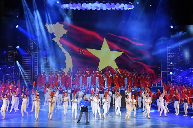 Những hình ảnh ấn tượng tại Lễ kỷ niệm 90 năm thành lập Đoàn TNCS Hồ Chí Minh - ảnh 21