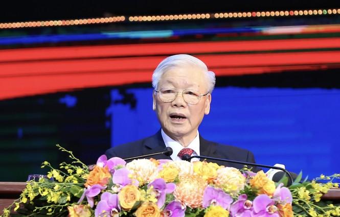 Những hình ảnh ấn tượng tại Lễ kỷ niệm 90 năm thành lập Đoàn TNCS Hồ Chí Minh - ảnh 17