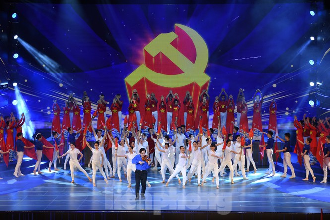 Những hình ảnh ấn tượng tại Lễ kỷ niệm 90 năm thành lập Đoàn TNCS Hồ Chí Minh - ảnh 20