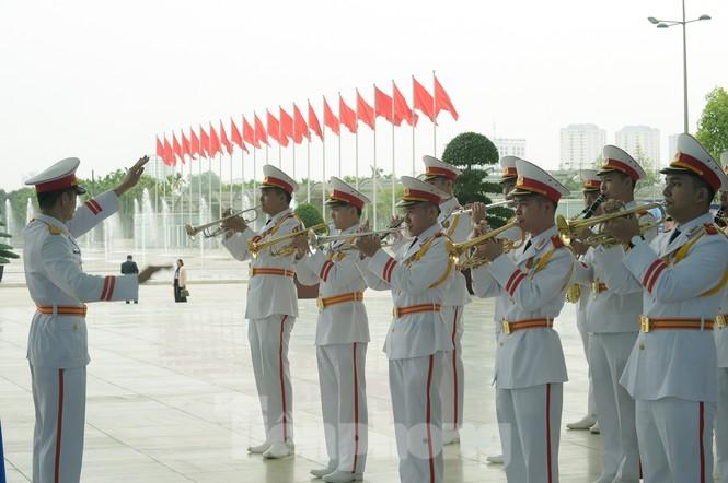 Những hình ảnh ấn tượng tại Lễ kỷ niệm 90 năm thành lập Đoàn TNCS Hồ Chí Minh - ảnh 1