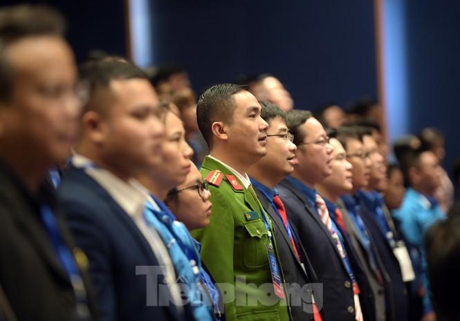 Những hình ảnh ấn tượng tại Lễ kỷ niệm 90 năm thành lập Đoàn TNCS Hồ Chí Minh - ảnh 12
