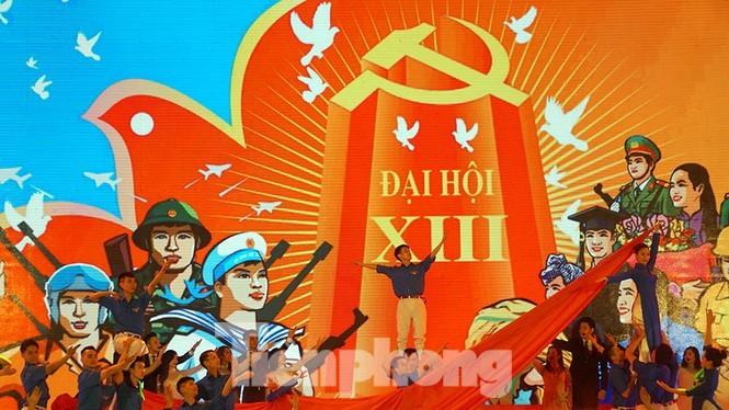 90 ngày thi đua cao điểm của thanh niên chào mừng Đại hội Đảng toàn quốc lần thứ XIII - ảnh 3