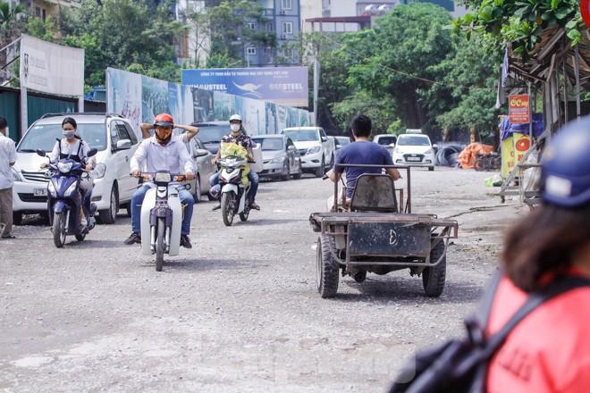 Toàn cảnh tuyến đường trăm tỷ Hà Nội đang triển khai sau 15 năm 'đắp chiếu' - ảnh 9