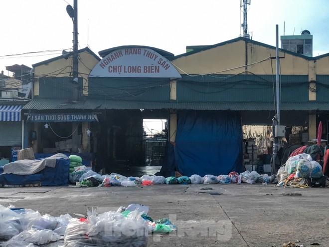 Chợ Long Biên ngày trùm bảo kê Hưng 'kính' nhận án 48 tháng tù - ảnh 5