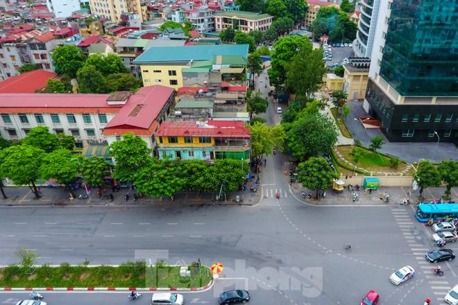 Toàn cảnh tuyến đường trăm tỷ Hà Nội đang triển khai sau 15 năm 'đắp chiếu' - ảnh 1