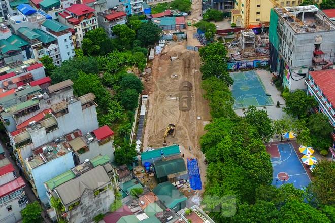 Toàn cảnh tuyến đường trăm tỷ Hà Nội đang triển khai sau 15 năm 'đắp chiếu' - ảnh 2