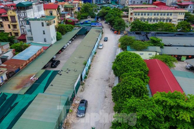 Toàn cảnh tuyến đường trăm tỷ Hà Nội đang triển khai sau 15 năm 'đắp chiếu' - ảnh 3