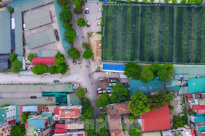 Toàn cảnh tuyến đường trăm tỷ Hà Nội đang triển khai sau 15 năm 'đắp chiếu' - ảnh 5