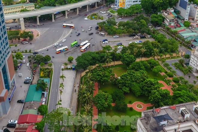Toàn cảnh tuyến đường trăm tỷ Hà Nội đang triển khai sau 15 năm 'đắp chiếu' - ảnh 7