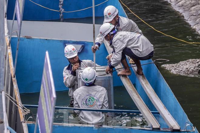 Nhật Bản sẵn sàng đầu tư 100% chi phí xử lý ô nhiễm sông Tô Lịch, Hồ Tây - ảnh 3