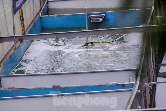 Hé lộ bí mật quy trình xử lý nước sông Tô Lịch bằng 'bảo bối' Nhật - ảnh 3