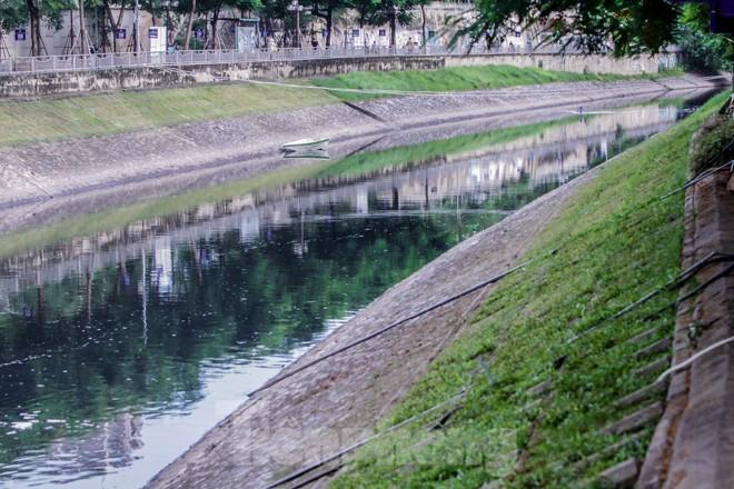 Hé lộ bí mật quy trình xử lý nước sông Tô Lịch bằng 'bảo bối' Nhật - ảnh 9