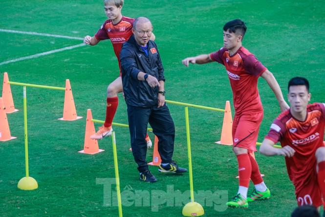 HLV Park Hang Seo bắt đầu tăng tốc 'luyện binh' - ảnh 6
