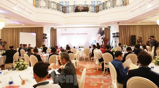 Giao lưu thể thao, kết nối doanh nghiệp Việt Nam - Nhật Bản - ảnh 2