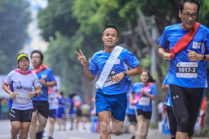 Giải chạy tiếp sức Kizuna Ekiden: 'Chạy vì an toàn giao thông'. - ảnh 10