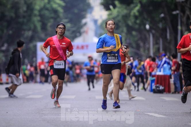 Giải chạy tiếp sức Kizuna Ekiden: 'Chạy vì an toàn giao thông'. - ảnh 17