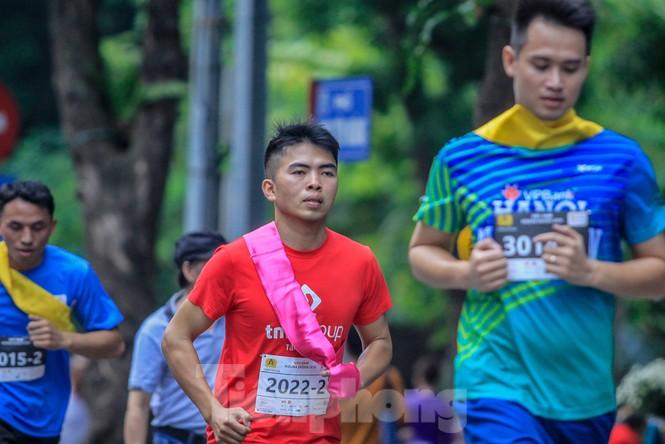 Giải chạy tiếp sức Kizuna Ekiden: 'Chạy vì an toàn giao thông'. - ảnh 5