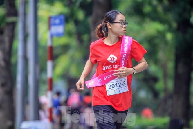 Giải chạy tiếp sức Kizuna Ekiden: 'Chạy vì an toàn giao thông'. - ảnh 8