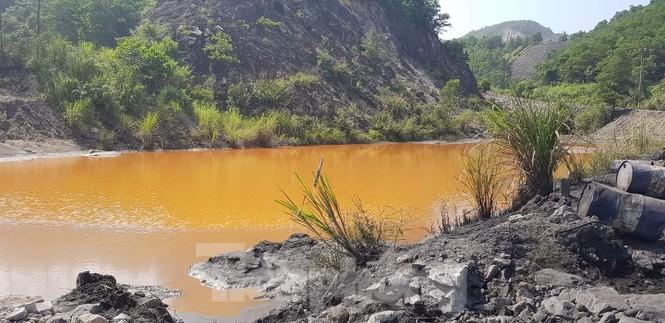 Chủ doanh nghiệp để nước thải nhiễm kim loại đổ ra vịnh Hạ Long nói lỗi Bộ TNMT - ảnh 4