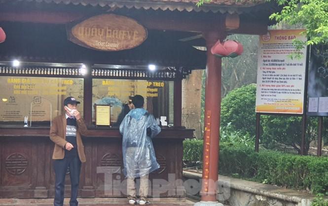 Những hình ảnh khác thường ở Yên Tử trước ngày khai hội - ảnh 9
