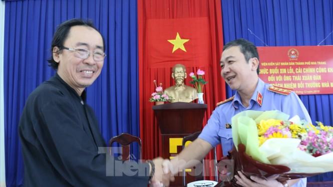 Khánh Hoà xin lỗi công khai người bị hàm oan 18 năm - ảnh 2