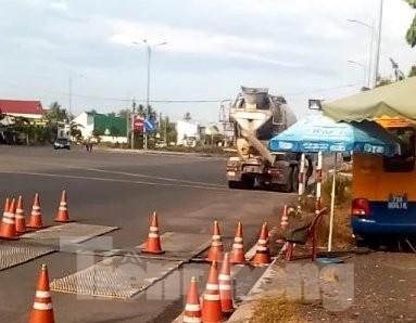 """Khánh Hoà: Xe quá tải """"lộng hành"""", thanh tra giao thông không phát hiện vi phạm? - ảnh 3"""