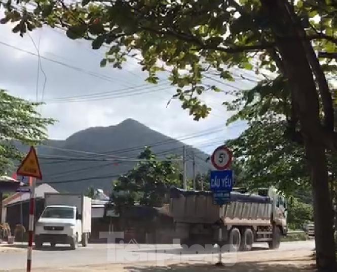 """Khánh Hoà: Xe quá tải """"lộng hành"""", thanh tra giao thông không phát hiện vi phạm? - ảnh 1"""