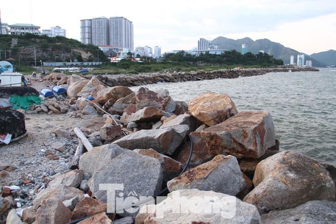 Sáng nay, Khánh Hoà cưỡng chế dự án 33 triệu đô lấn biển Nha Trang - ảnh 3