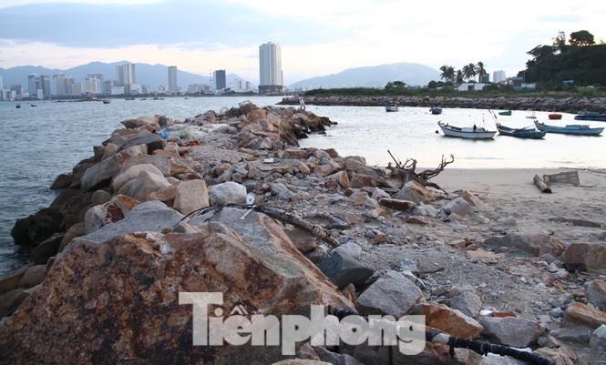 Sáng nay, Khánh Hoà cưỡng chế dự án 33 triệu đô lấn biển Nha Trang - ảnh 4