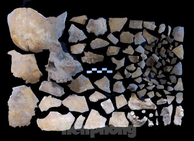 Hé lộ nhiều di cốt người tiền sử trong hang động núi lửa lớn nhất Đông Nam Á - ảnh 8