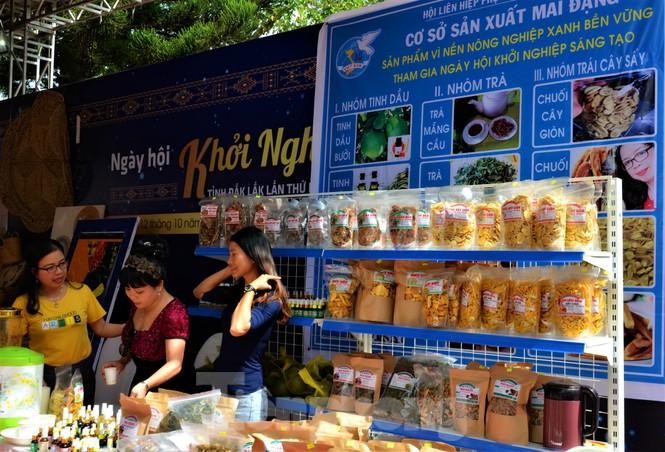 Đắk Lắk: Nông dân và trí thức cùng hào hứng khởi nghiệp - ảnh 6